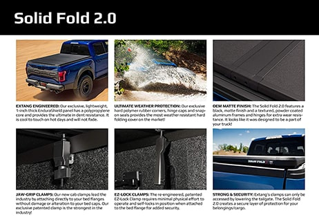 best hard folding tonneau cover