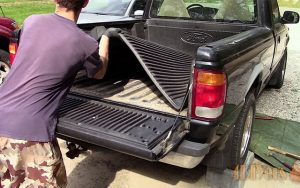 How To Remove A Truck Bed All By Yourself