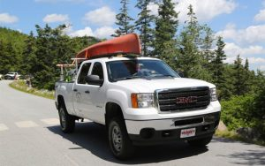How To Tie Down A Kayak In A Truck Bed