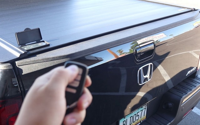 How to install a truck bed tonneau cover