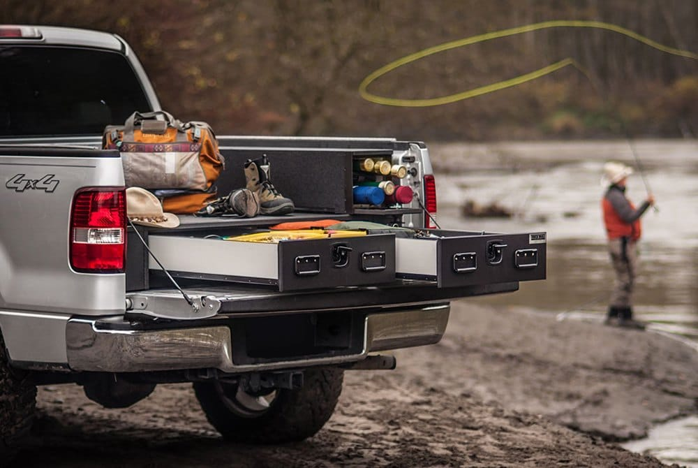How to Keep Your Luggage Dry in Truck Bed