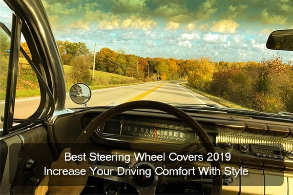 best steerin wheel covers