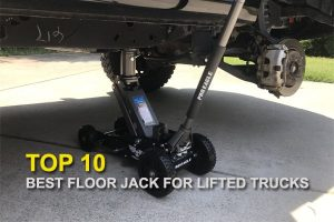 Best Floor Jack for Lifted Trucks 2020