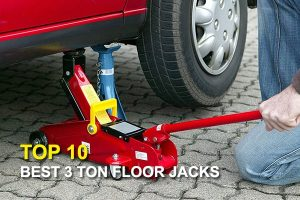 Top 10 Best 3 Ton Floor Jacks Of 2020