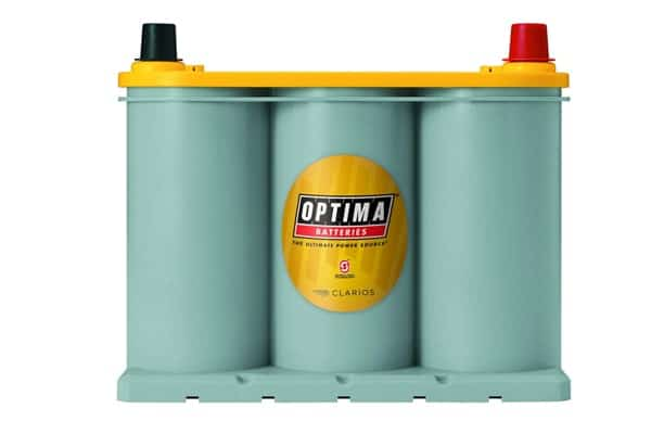 Best Car Battery Optima Batteries 8040-218 D35
