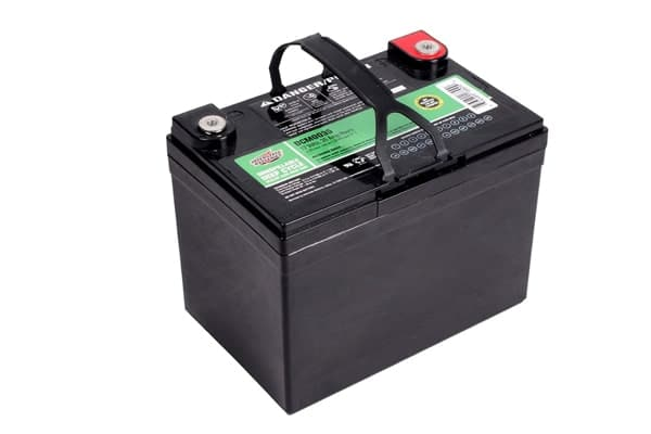 Best Car Battery Interstate Batteries 12V Sealed Lead Acid (SLA) AGM