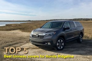 The 5 best tonneau covers for Honda Ridgeline in 2020