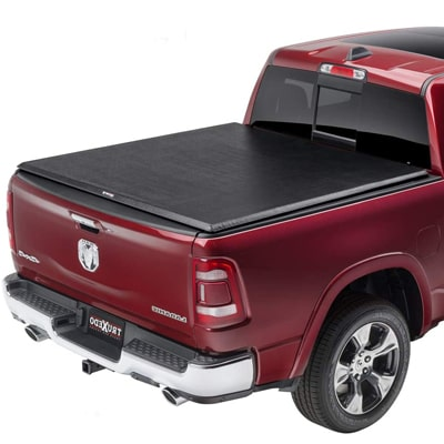 TruXedo TruXport Soft Roll Up Truck Bed tonneau cover 1