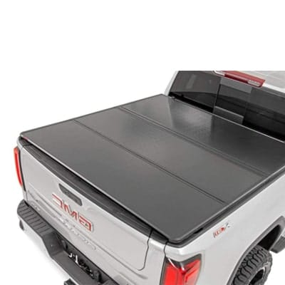Rough Country Hard Tri-Fold tonneau cover