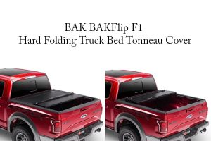 BAKFlip F1 Hard Folding Tonneau Cover Review - Durability & Strength
