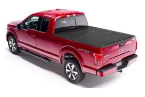 BAKFlip MX4 Hard Rolling Tonneau Cover - Extreme Protection And Aesthetics