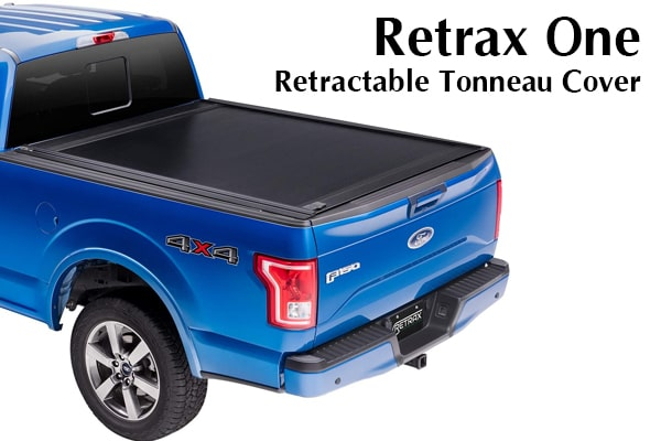 Retrax One Retractable Tonneau Cover - Safety & Convenience